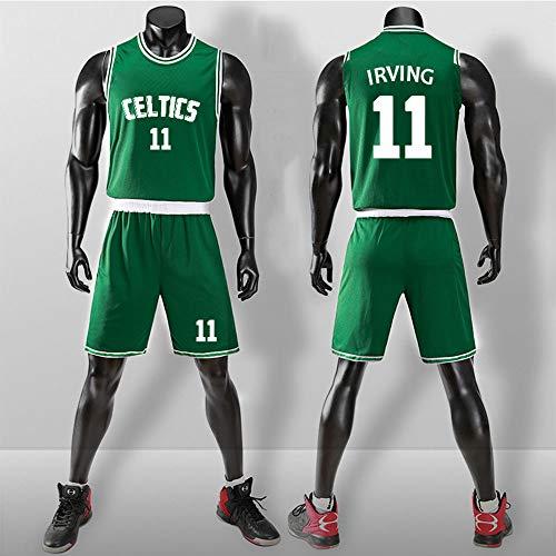 LHDDD NBA Abbigliamento Basket NBA da uomo Michael Jordan Pantaloncini da basket Summer Jersey Completo da basket Tops and Shorts Set (supporto personalizzato) Gilet Pantaloncini