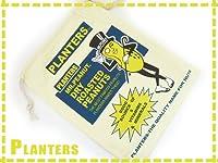 プランターズ ミスターピーナッツ■巾着袋大■ポーチ■小物入れ■ファッション小物/企業雑貨/PLANTERS MR.PEANUT