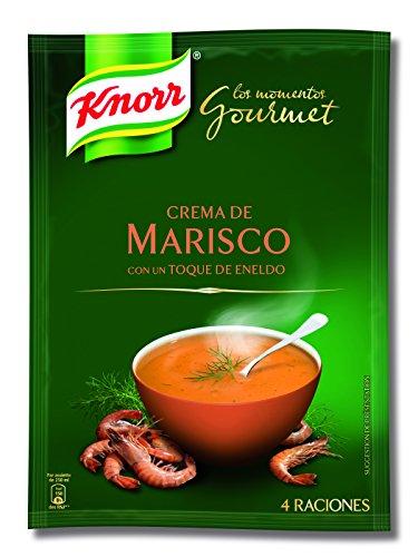 Knorr - Crema Marisco Eneldo, 63 g - Pack de 23