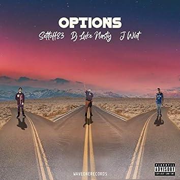 Options (feat. DJ Luke Nasty & Setitoff83)