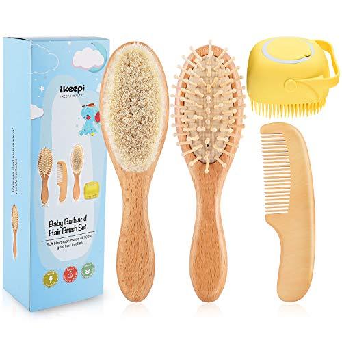 ikeepi -   Baby Haarbürsten