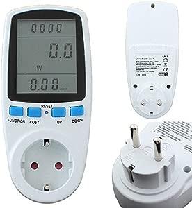 Doradus Energy Meter Watt Volt Voltage Electricity Monitor Analyzer...
