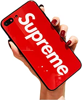 Best red supreme phone case Reviews