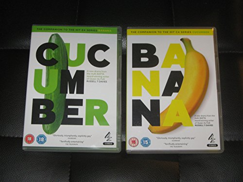 Cucumber & Banana by Vincent Franklin