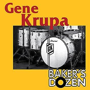 Gene Krupa: Bakers Dozen
