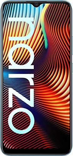Realme Narzo 20 (Victory Blue, 4 GB RAM, 128 GB Storage)