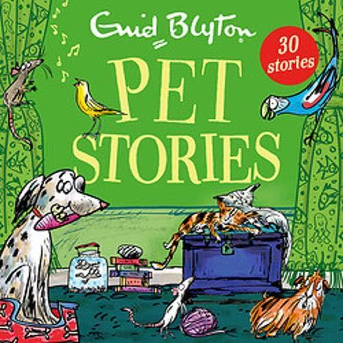 Pet Stories cover art