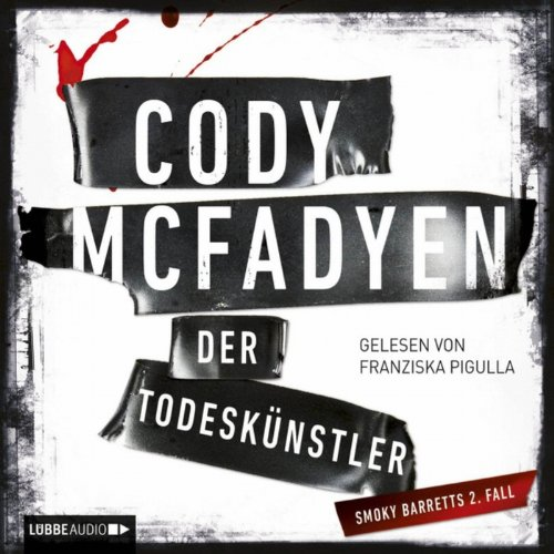 Der Todeskünstler audiobook cover art