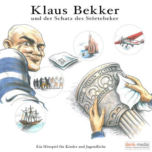 Klaus Bekker und der Schatz des Störtebeker Titelbild
