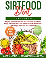 Sirtfood Meal Plan
