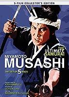 ULTIMATE SAMURAI MIYAMOTO MUSASHI (5PC)/ (COLL)(北米版)(リージョンコード1)[DVD][Import]