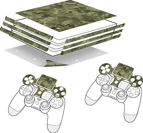 Speedlink Sticker voor PlayStation 4 - Sticker voor PS4 PRO & Controller - Camouflage