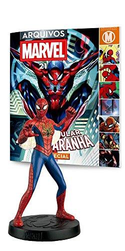 O Espetacular Homem-Aranha - Marvel Fact Files. 21