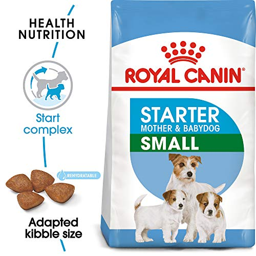 Royal Canin Size Health Nutrition Mini Starter Mother and Baby Dog Dry Dog Food