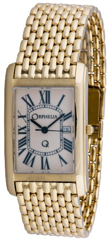 Orphelia herenhorloge 18 karaat 750 geelgoud 82,2 gram mon-7060
