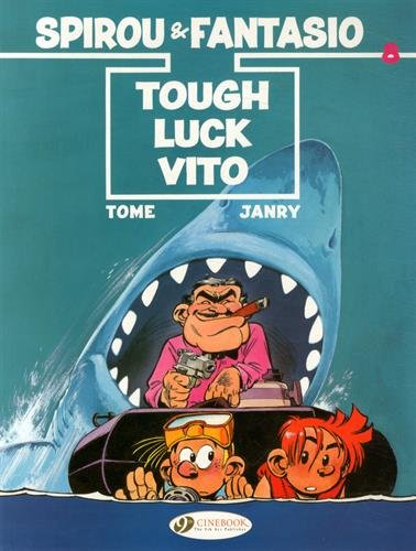 Spirou & Fantasio - tome 8 Tough luck Vito (08)