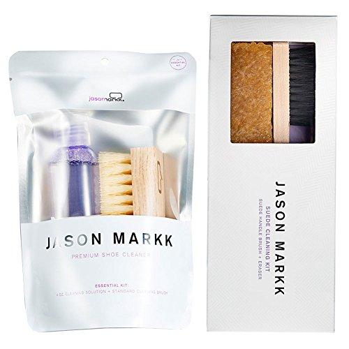 Jason Markk Jason Markk Premium Shoe Cleaner and Suede Cleaning Kit (Bundle)