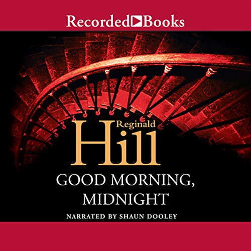 Good Morning Midnight audiobook cover art