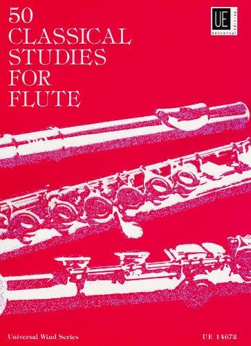 50 Classical Studies: für Flöte.