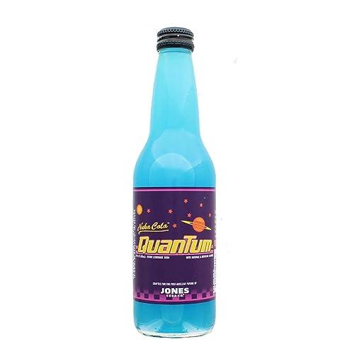 Amazon com : Nuka Cola Quantum from Fallout Jones Soda | 1