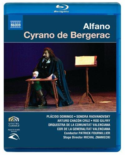 Alfano - Cyrano de Bergerac [Blu-ray]