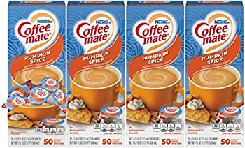 200-Pack Nestle Coffee Mate Pumpkin Spice Creamers (OU-Dairy)