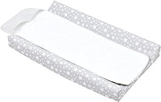Cambrass Star - Cambiador de bañera bebe, color gris, 47 x 80 x 2 cm