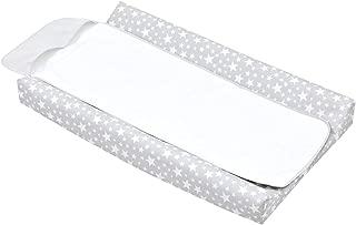 Protector cambiador ba/ñera 82 x 37 cm color blanco Cambrass Liso E