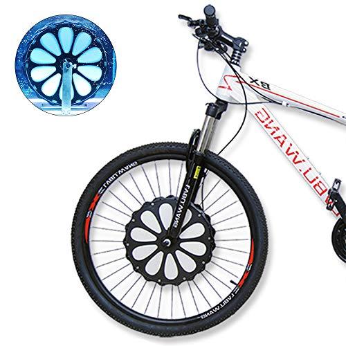 Rueda Delantera Kit de conversión, para Bicicleta de montaña Modificado Kit eléctrico...