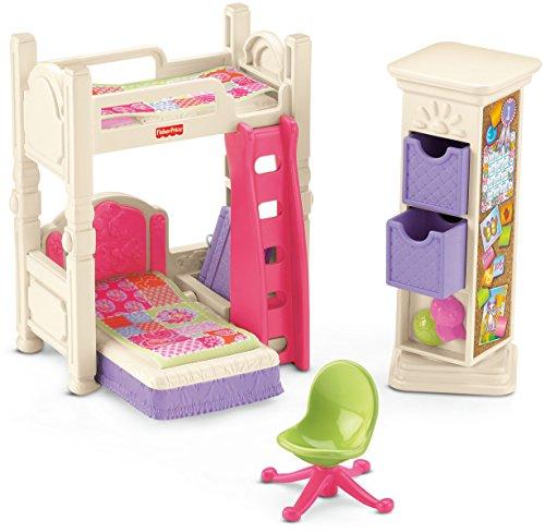 FisherPrice Loving Family Kid#039s Bedroom Set