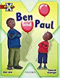 Project X: Big and Small: Ben and Paul