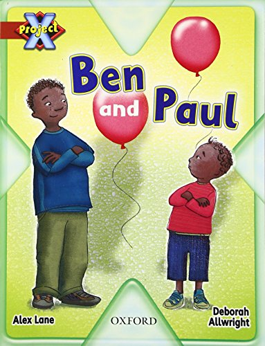 Project X: Big and Small: Ben and Paulの詳細を見る
