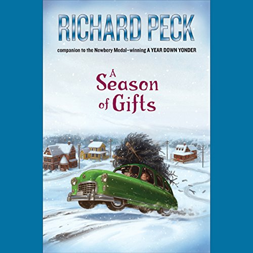 A Season of Gifts audiobook cover art