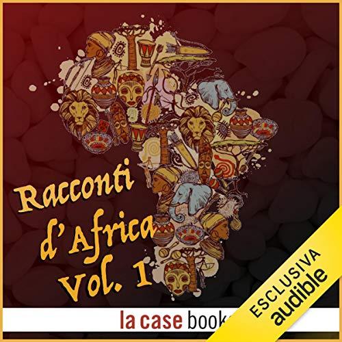 Racconti d'Africa 1 copertina