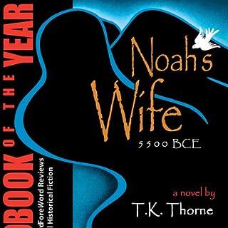 Noah's Wife audiobook cover art