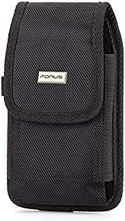 Premium Rugged Case Holster Swivel Belt Clip Pouch Cover for Verizon BlackBerry Classic - Verizon BlackBerry Z10 - Verizon BlackBerry Z30