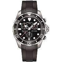 Certina DS Action Chronograph Black Dial Men's Watch (C0324171705100)