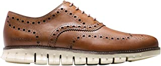 Cole Haan Men's Zerogrand Wingtip Oxford 11 British Tan