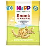 HiPP Snacks de Cereales 8M 30 G, Multicolor
