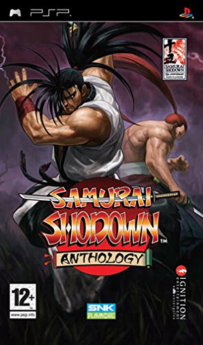 Sony Samurai Shodown Anthology videogioco PlayStation Portatile (PSP)