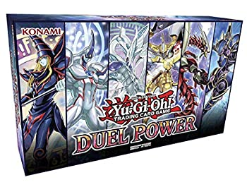 Yu-Gi-Oh! Trading Cards TCG  Duel Power Box- 6 Rare Cards & Booster Pack Multicolor