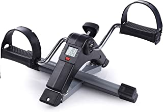 HB Mall India Fitness Cycle-Foot Pedal Exerciser-Foldable Portable Foot,Hand,Arm,Leg Exercise Pedaling Machine - Folding M...