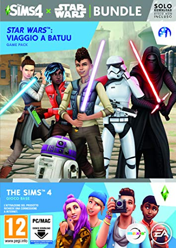 The Sims 4 Plus Star Wars - Bundle - PC