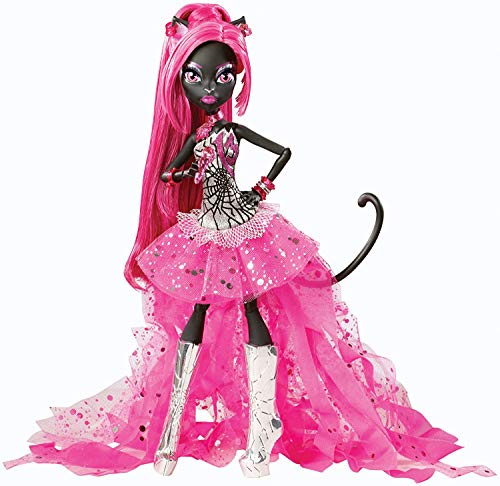 Monster High Mattel BGG76 Catty Noir 13 Wünsche (2013)