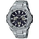 [カシオ]CASIO 腕時計 G-SHOCK ジーショック G-STEEL 電波ソーラー GST-W330D-1A メンズ [並行輸入品]