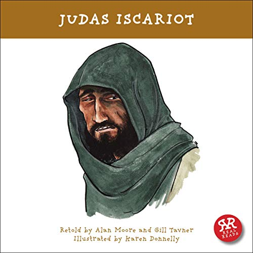 Judas Iscariot cover art