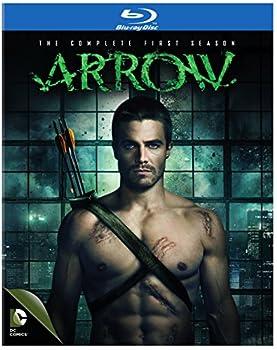 arrow season 1 bluray