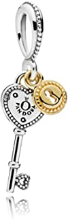 Key To My Heart Dangle Charm 796593