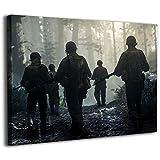 Póster de Call of Duty WW2 2017 para pared, diseño de Call of Duty WW2