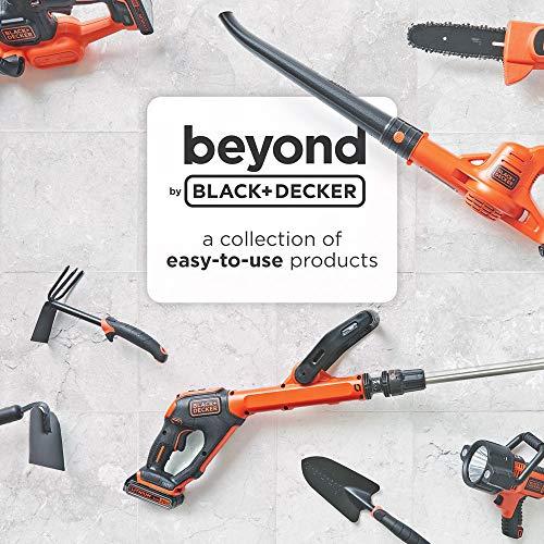 beyond by BLACK+DECKER Random Orbit Sander, 5-Inch, 2.4-Amp (BDERO200AEV)